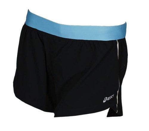 Asics Running Sporthose L2 Woven Short Damen 0877 Art. 422262 Größe M (Shorts Bequeme Woven)