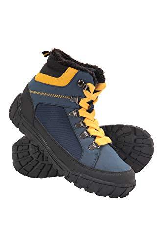 Mountain Warehouse Venture Kids Hiking Boots - Lightweight Shoes