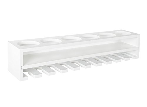 ts-ideen-wine-rack-wall-board-modern-design-6-bottles-10-glasses-white-wood