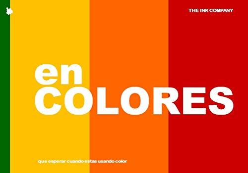 EN COLORES: que esperar cuando estas usando color eBook: The INK ...