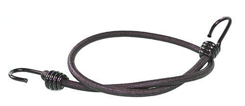 10 Expanderseile mit 2 Spiralhaken 1000 mm schwarz 10mm | verschieden Längen | Fahrrad Spanngummi | Gepäckseil | Gepäckgummi | Expander mit 2 Metallhaken | Haken | Hakengummi | Gummi für Ladungssicherung | Gepäck Expanderseil | Expander | Gummiseil |