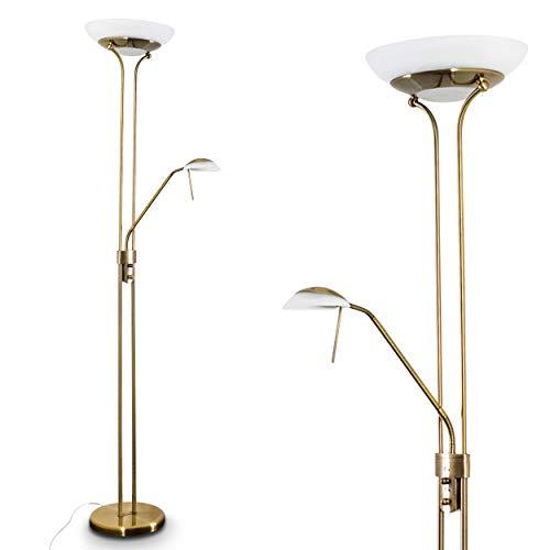 LED Deckenfluter Biot in verschiedenen Ausführungen – VARIATION –