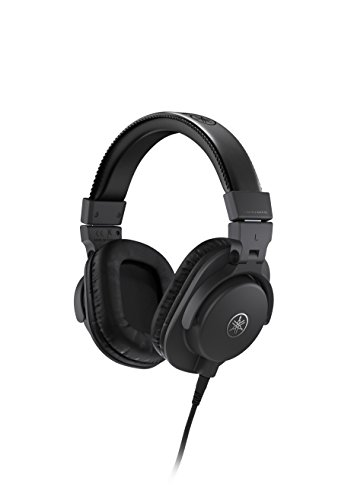 Yamaha HPH MT5 Monitor Headphones Black - Yamaha HPH-MT5 Monitor Headphones, Black