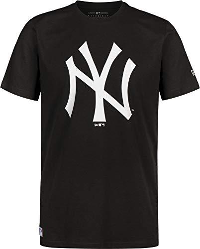 New Era New York Yankees T-Shirt Herren, Schwarz, S