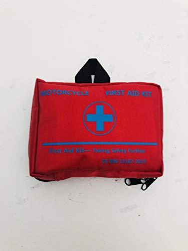 Kit primeros auxilios moto FIRST AID Kit homologado