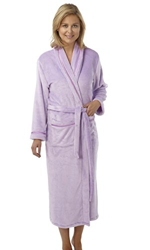 Socks Uwear - Robe de chambre - Uni - Femme Aubergine