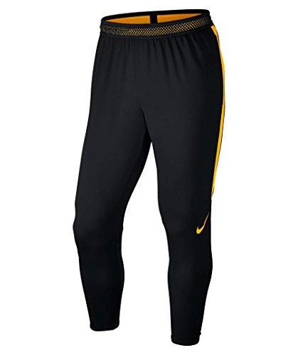 Nike Dry Strike Trainingshose Herren Hose, schwarz/gelb, L-48/50 -