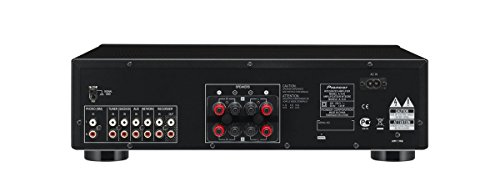 Pioneer A-10-K 50W Stereo Amplifier - Black Test