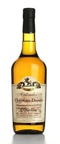 Christian Drouin Selection AOC Calvados Pays d'Auge 40% 0,7l Flasche