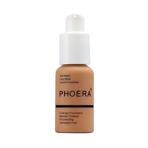 Concealer Augenringe Neue 30Ml Phoera Matt Oil Control Concealer Liquid Foundation