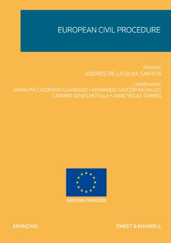 European Civil Procedure (Especial)