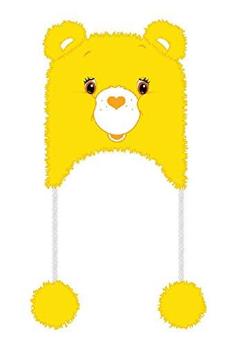 Care Bears, Yellow Fun Shine Bear Bonnet