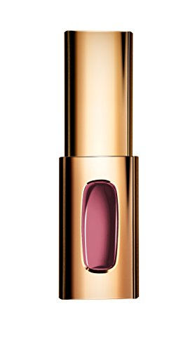 L'Oreal Paris Lippen Make-up Color Riche L'Extraordinaire, 101 Rose Melody / pflegende Kombination aus Lippenstift und Lipgloss - für volle Lippen mit Glanz, 1er Pack - Pflegende Rose