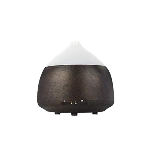 Aroma Diffuser Luftbefeuchter Ultraschall Oil Düfte LED Humidifier Aromatherapie Ätherischesöl Vernebler Luftreiniger -