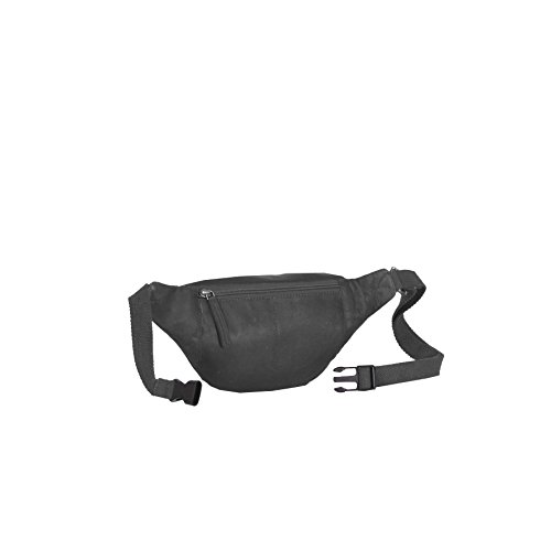 The Chesterfield Brand Jack Gürteltasche Leder 22 cm black