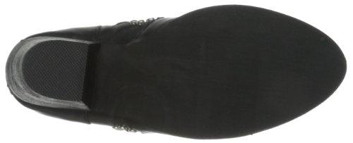 Steve Madden Awsum Boot Nero (Pelle nera)