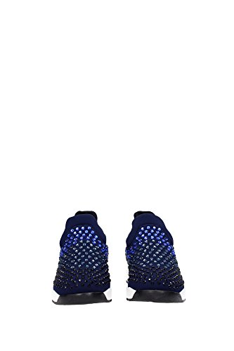 PINKO donna sneakers basse 1H2052 Y1RP ZR4 TURBINE Blu (blu)
