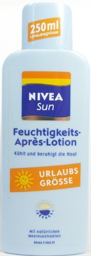 NIVEA APRES LOTION 250ML