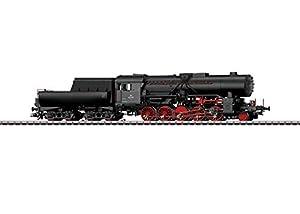 Märklin 39045 Locomotora de Vapor de Tren de Carga BR 42 Öbb