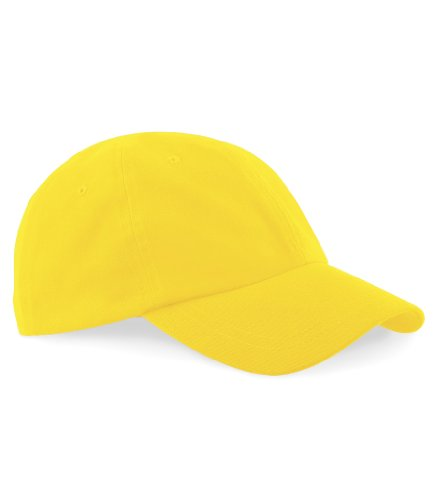 Beechfield Junior low profile fashion cap Surf Blue