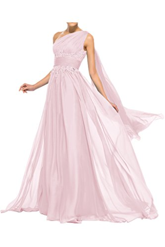 Victory bridal 2015 été neuf un support chiffon très femme abendkleider meilleurs ballkleider partykleider de long Rose