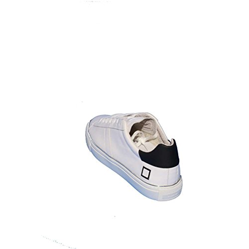 D.a.t.e. M281-NW-CA-WH Baskets Homme Blanc