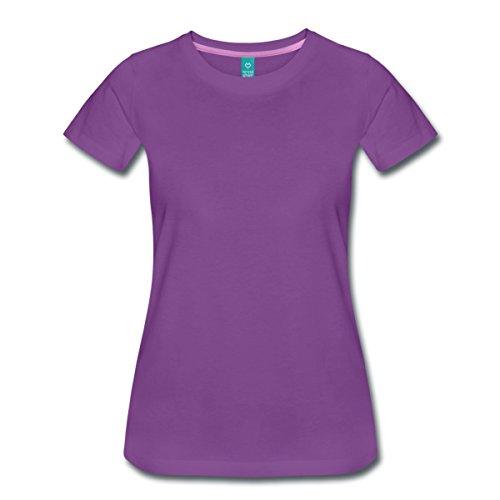 Engel Flügel Frauen Premium T-Shirt von Spreadshirt®, M, (Kostüm Engel Göttliche)