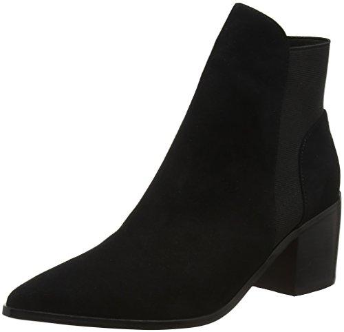 Aldo Women's Etiwiel. Boots, Black (Black Suede), 4 UK 37 EU