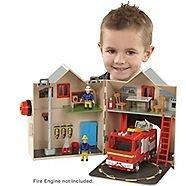 Coffret de la Caserne du pompier Sam