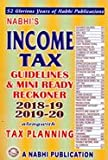 #8: Income Tax Guidelines and Mini Ready Reckoner 2018-19 and 2019-20 Alongwith Tax Planning