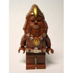 LEGO STAR WARS - MINIFIGUR WOOKIEE WARRIOR aus Set 7260 / 7258 - WOOKIEES CATAMARAN