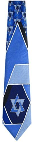 jw-203-byt-mens-star-of-david-necktie-blue-black