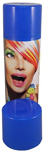 Color Haarspray 250ml | 7 Farben | Haarfarben Fasching Karneval Halloween farbig - Halloween-ideen Leicht Herren