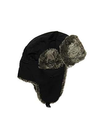 Antony Morato MK0109 Bonnet d'hiver pour homme Noir