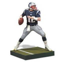 NFL Figur Series 2008 Wave II (Tom Brady 3) (Tom Brady Mcfarlane Figuren)