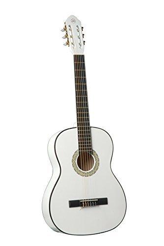 Eko - Chitarra classica cs-10 colore bianco