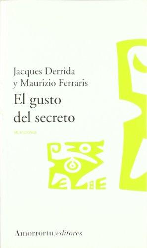 El gusto del secreto (Mutaciones)