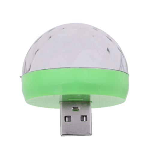 Baoblaze Disco Lichteffekt LED Licht RGB Projektor Bühnenbeleuchtung -