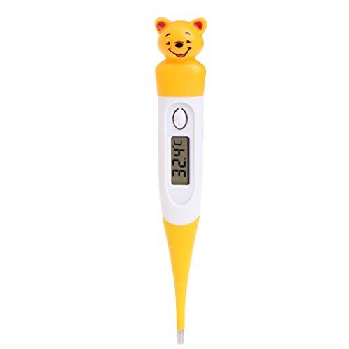 Fahou Cartoon Home Elektronische Digital LCD Fieber Medizinische Thermometer Baby Körpertemperatur