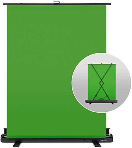 Elgato Green Screen - Panel Chromakey Plegable Eliminación
