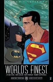 Worlds Finest Book 10 Batman Superman