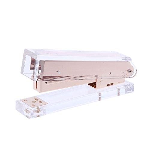 Freshsell Gold - Grapadora de acrílico Metal