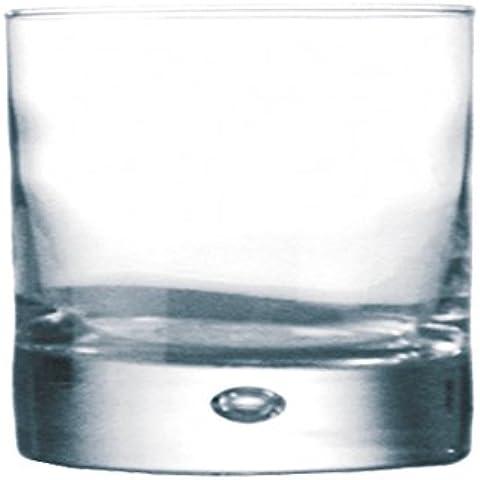 Durobor 347/15 Disco Amuse-Bouche/bicchierino da grappa 150ml,