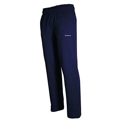 GIMER 1/105, Pantalone in Felpa Uomo Navy