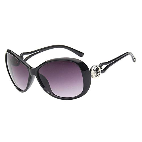 OULN1Y Sport Sonnenbrillen,Vintage Sonnenbrillen,Vintage Gradient L Sunglasses Women Classic Oversized Sun Glasses Uv400 Feminino