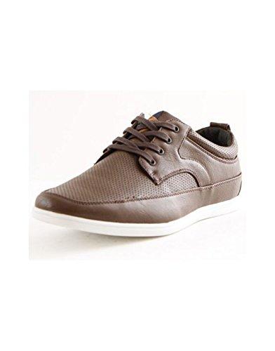 Elong - Sneakers fashion pour homme Elong EL 0215 Marron Marron