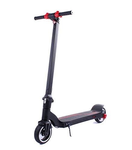 Dr. Ferrari GmbH E-Scooter Speed 23 km/h, 25 Kilometer Reichweite, leistungstarker Elektro E-Roller Elektroroller E Roller Tretroller 350 Watt, 8,0 AH