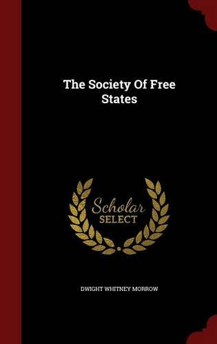 The Society Of Free States