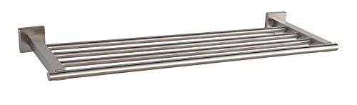 JinRou Carattere unico disegno moderno 304 acciaio inossidabile solo piedistallo 4 spazzolato il portasalvietta