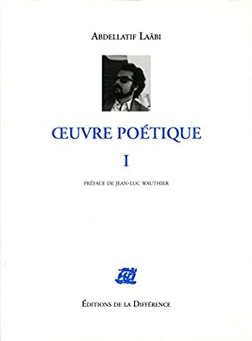 Oeuvre poétique : Tome 1
